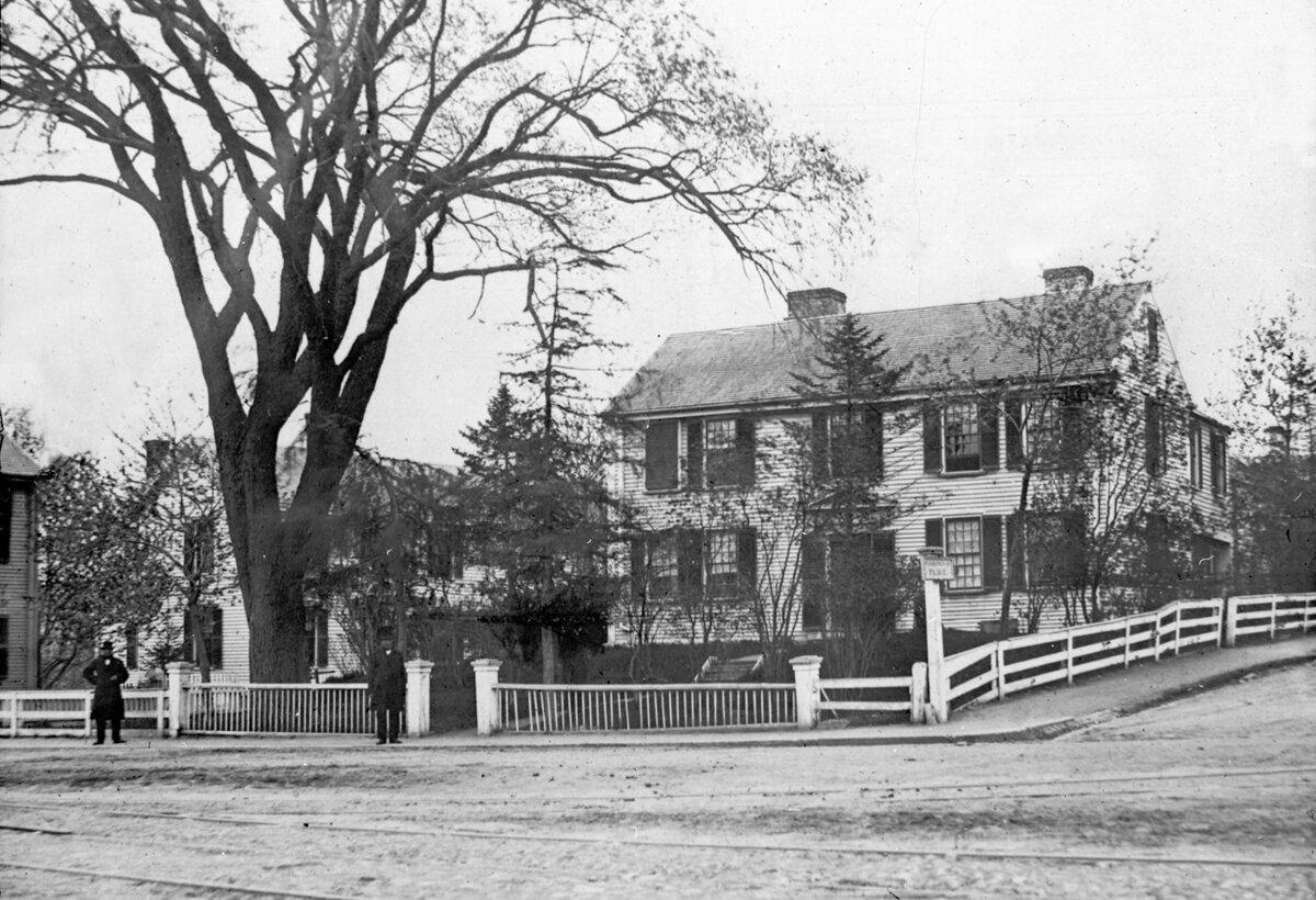 1860-е. Бруклин Виллидж