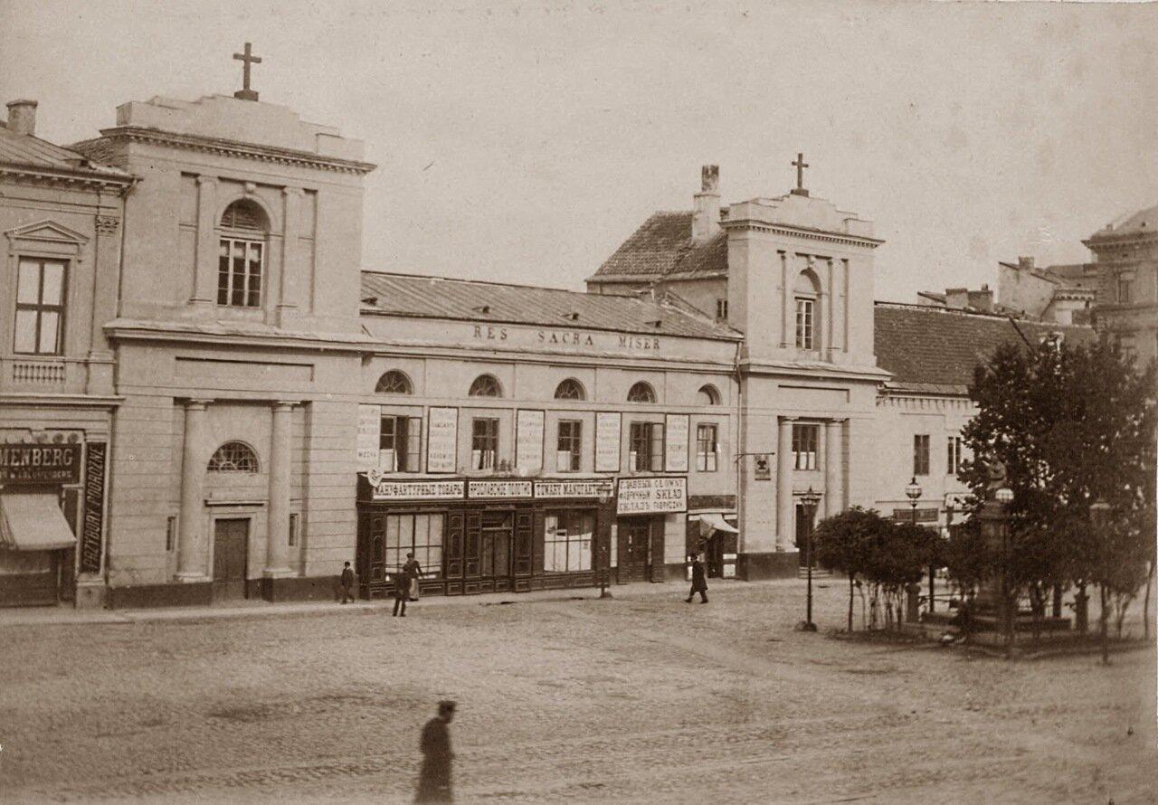 1865. Церковь Непорочного Зачатия.
