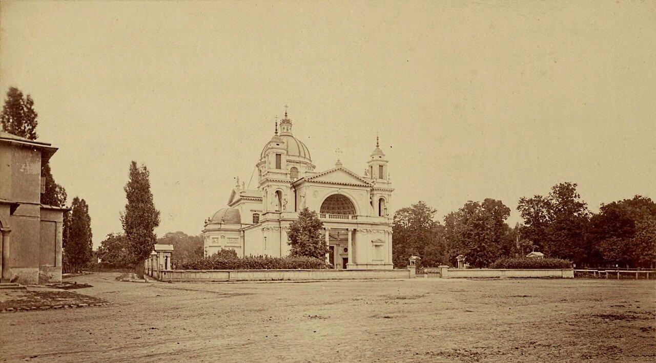 Церковь св. Анны 1870