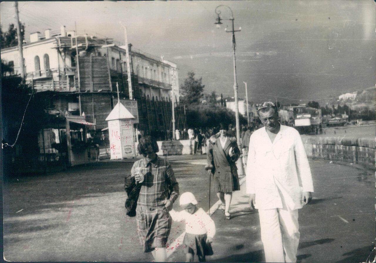 1928. Ялта, Красная Ривьера