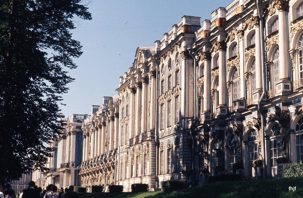Tsarskoe Selo - Ektachrome