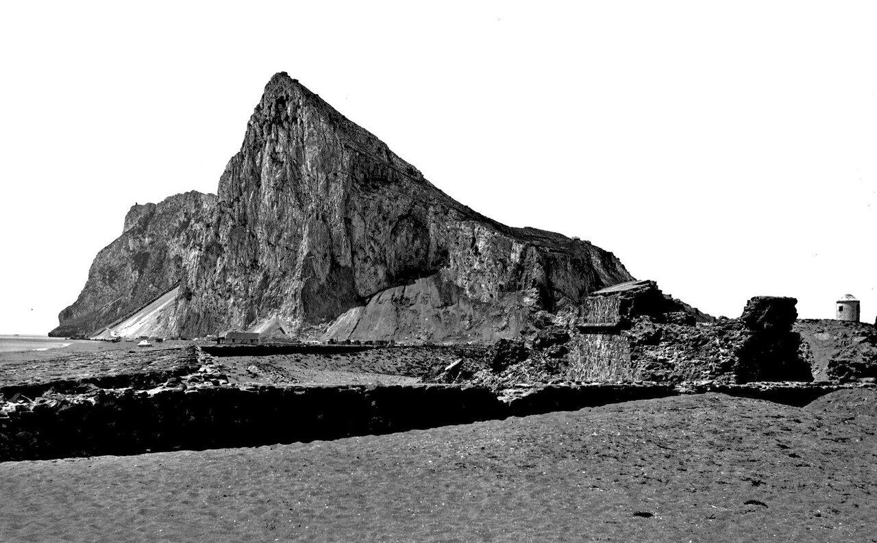 1860. Вид из Санта-Барбары