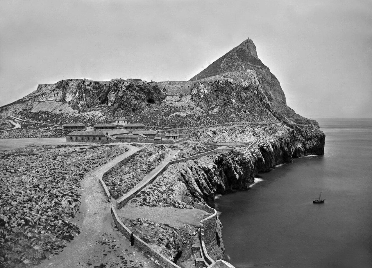 1870. Вид с маяка