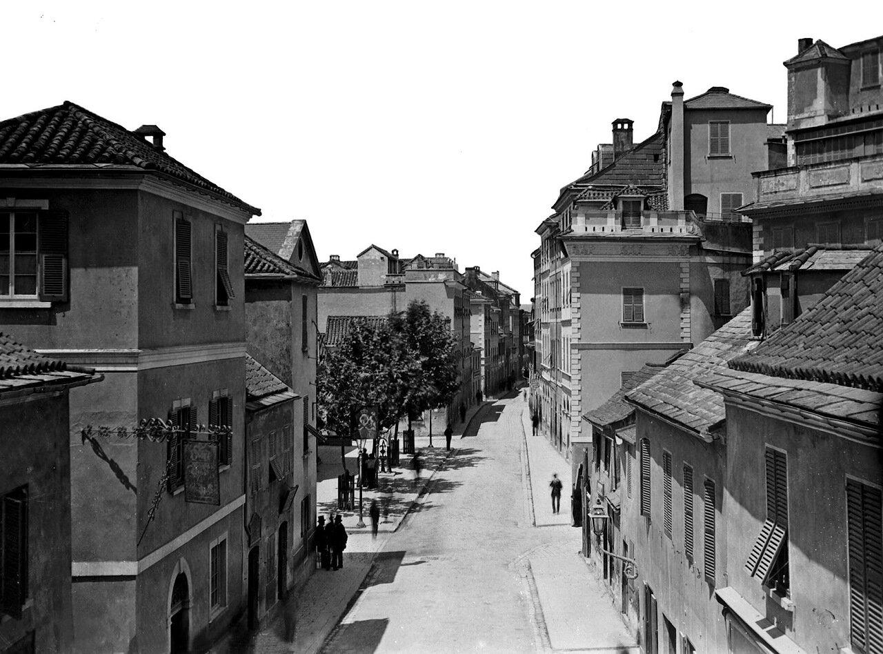 1870. Главная улица
