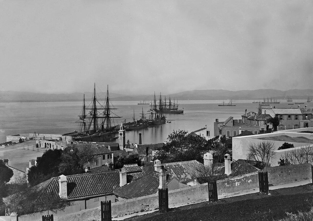 1870. Новый мол