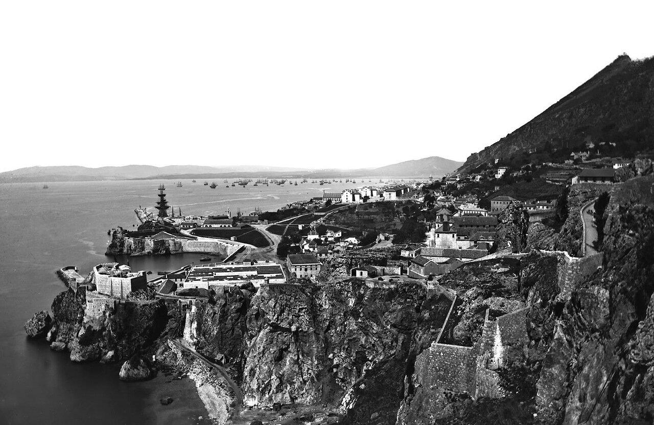 1890. Вид из Буэна Виста