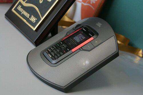 Nokia 5310 Xpress Music (музыкальная док-станция)