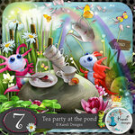 Tea Party at The Pond