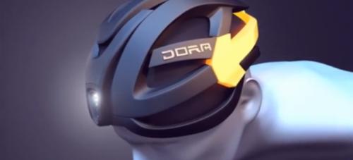 DORA укажет куда повернет велосипед