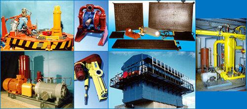 Основные виды производственных насосов