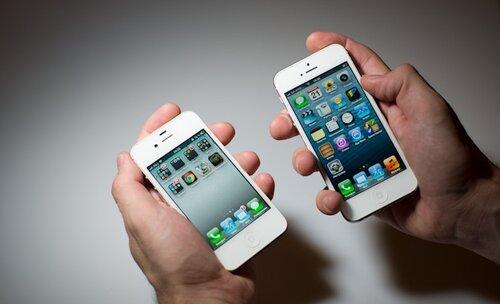 Apple iPhone 5: Отсутствие поставщиков смартфонов в Россию