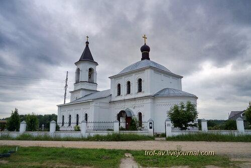 Церковь Рождества Пресвятой Богородицы в Дютьково, Одинцовский р-н