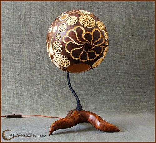 Необычайной красоты тыквы-светильники от Przemek