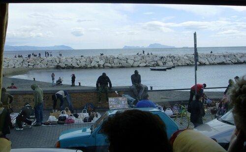 Рыбный рынок Неаполя