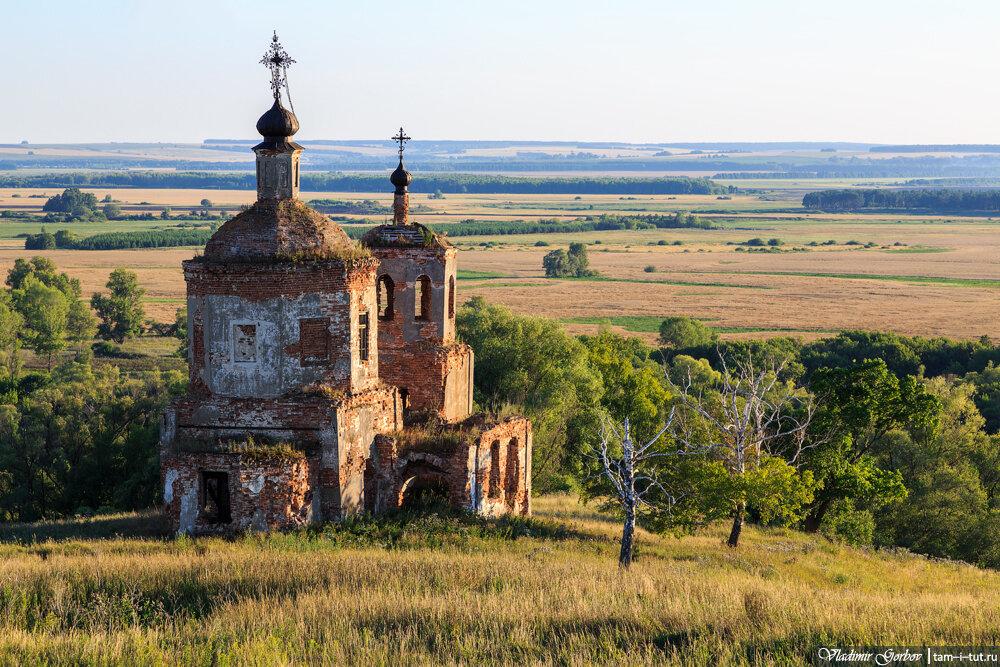 Ивановское, церковь Иоанна Златоуста