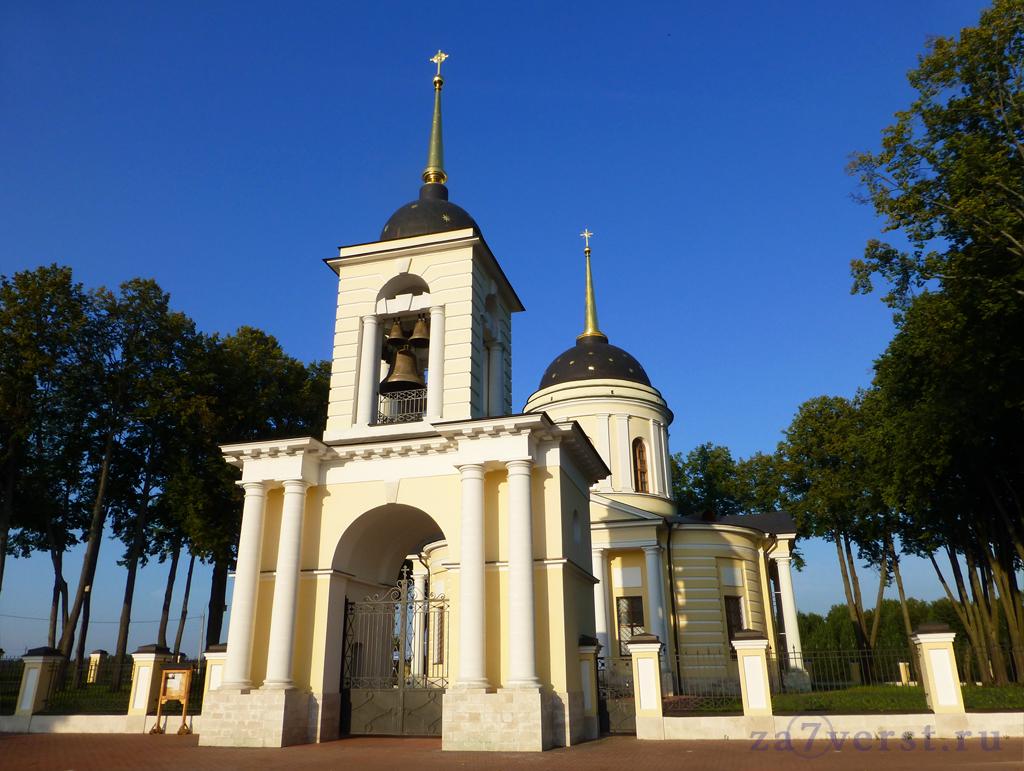 Церковь Рождества Пресвятой Богородицы (Талеж, Московская область)