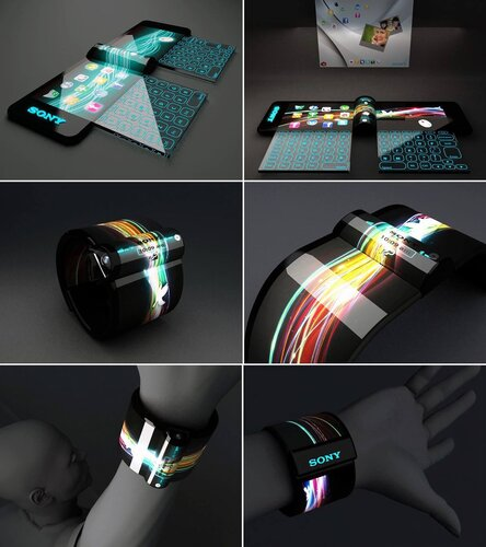 Необычный дизайн