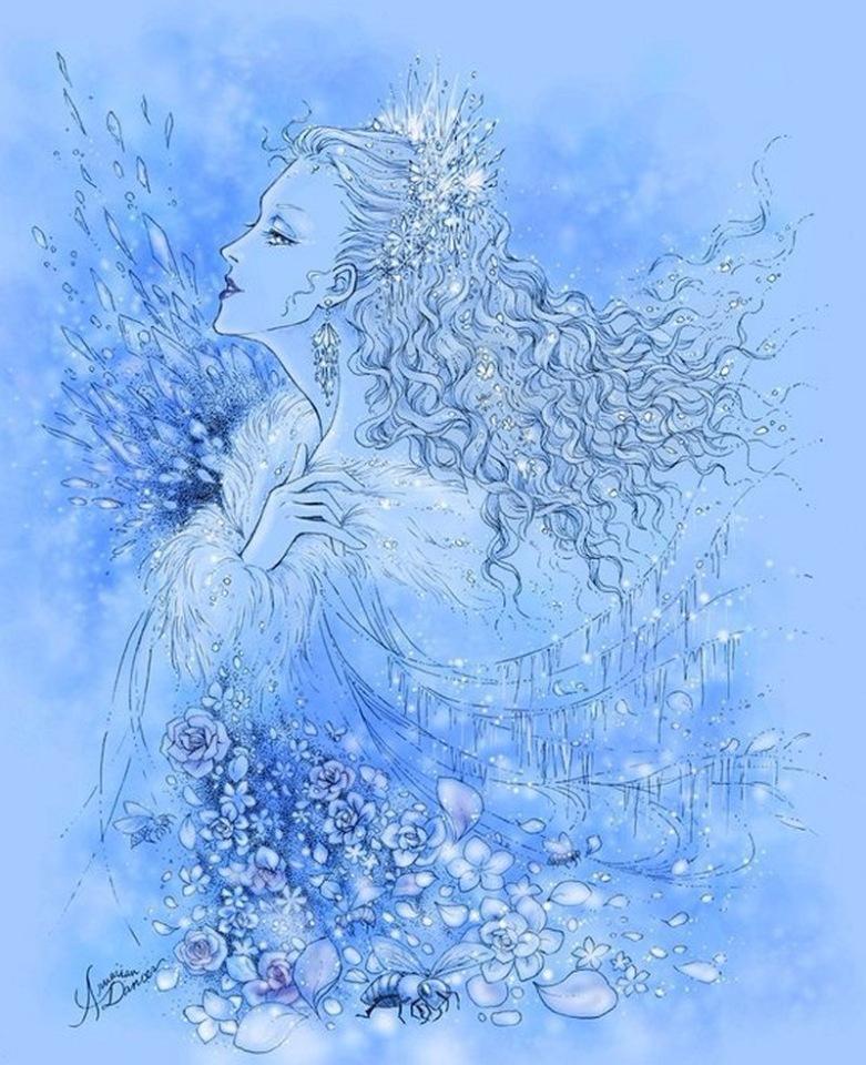 Цветочные феи / картины Aurora Wings