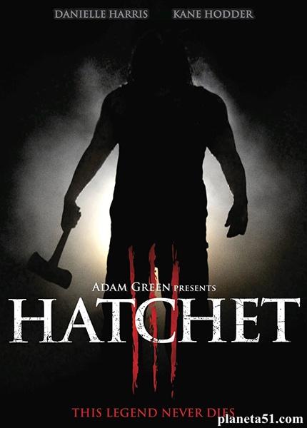 Топор 3 / Hatchet III (2013/WEB-DL/WEB-DLRip)