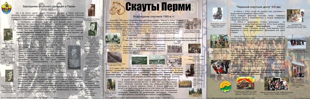 Скауты Перми