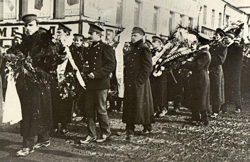 Похороны Чехова