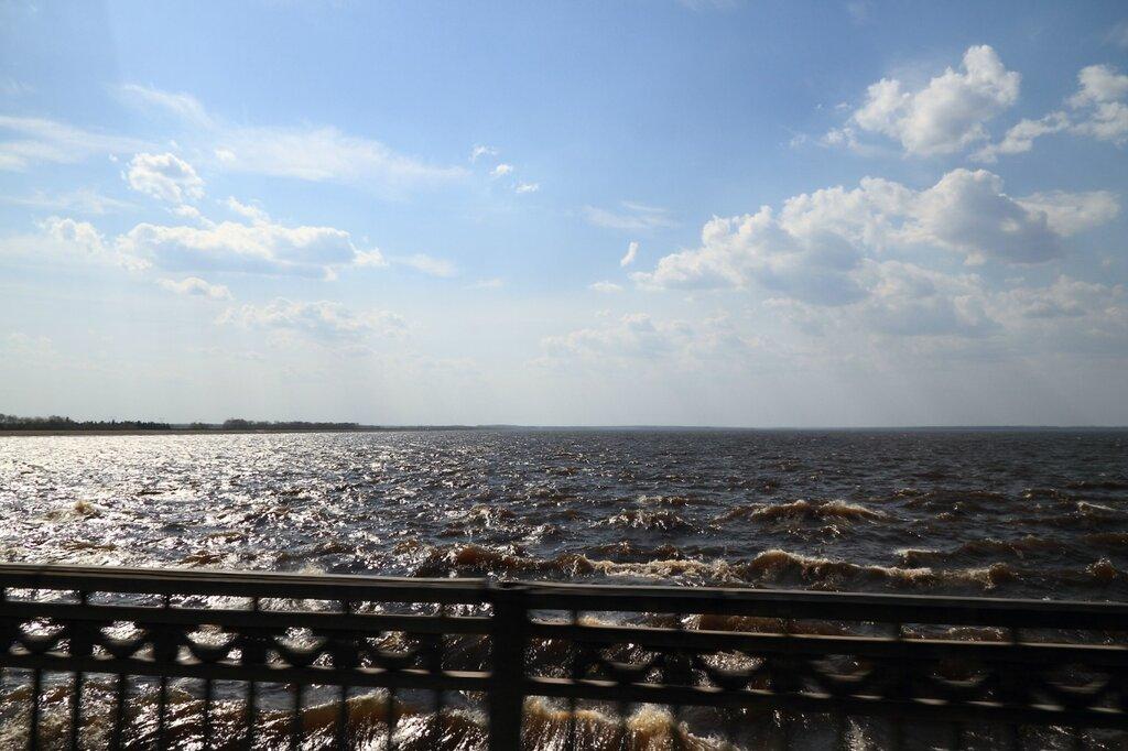Горьковское водохранилище (Волга)