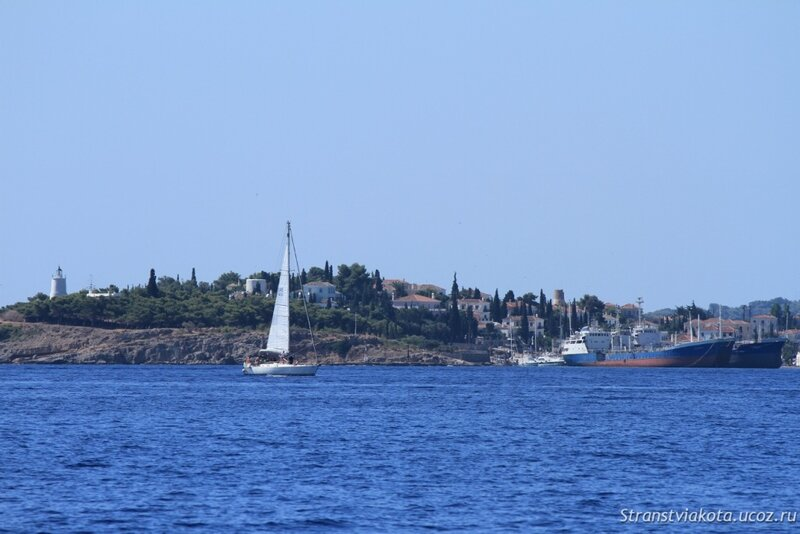 Пелопоннес, круиз по островам из Толо