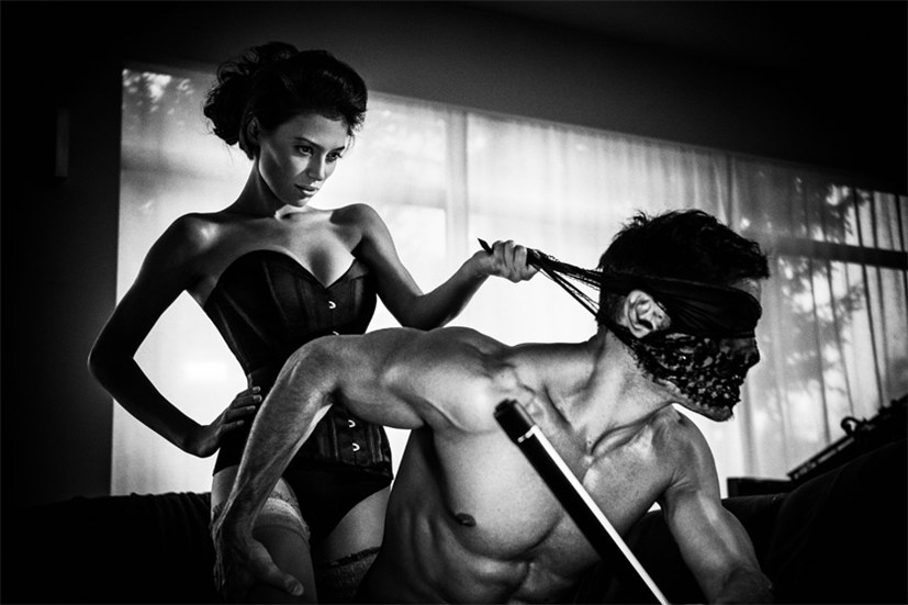 Рекламная кампания нижнего белья Lascivious lingerie, осень-зима 2013
