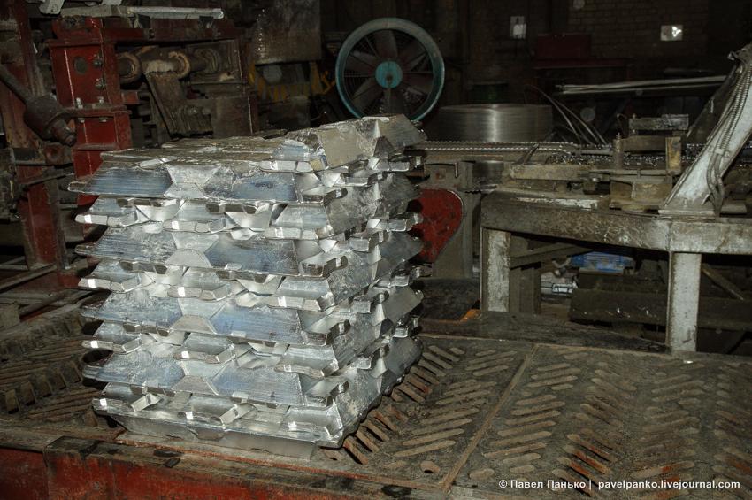 производство завод алюминий панько pavelpanko.livejournal.com гонки