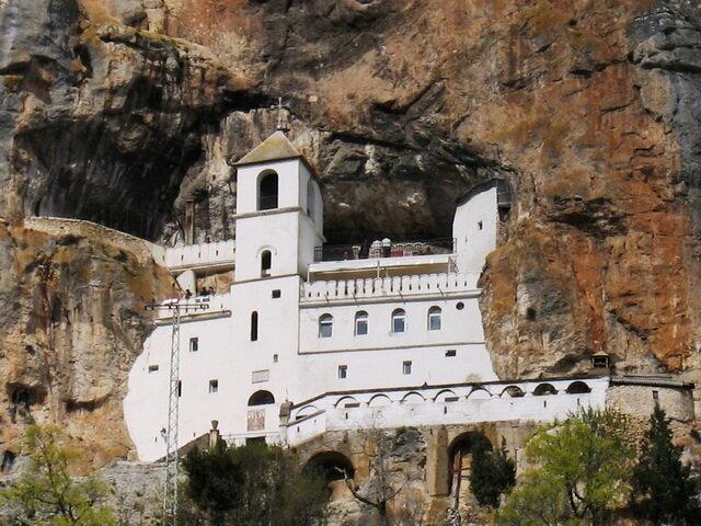 Монастырь Острог. Черногория