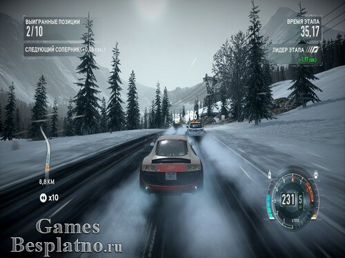 Need for Speed: The Run. Limited Edition (рус)