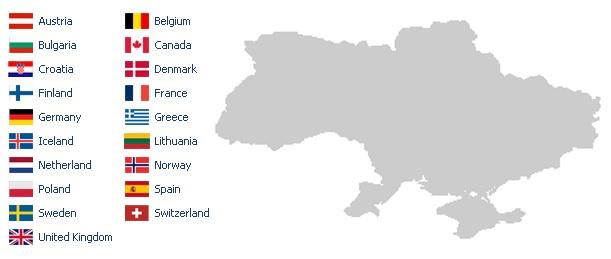получение шенгенской визы самостоятельно в Украине