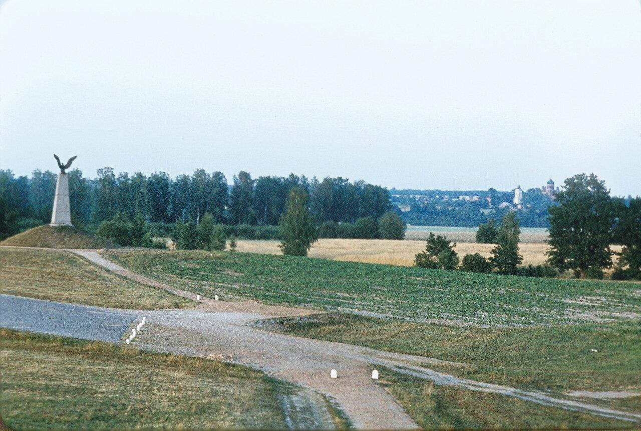 Бородино. Спасо-Бородинский монастырь