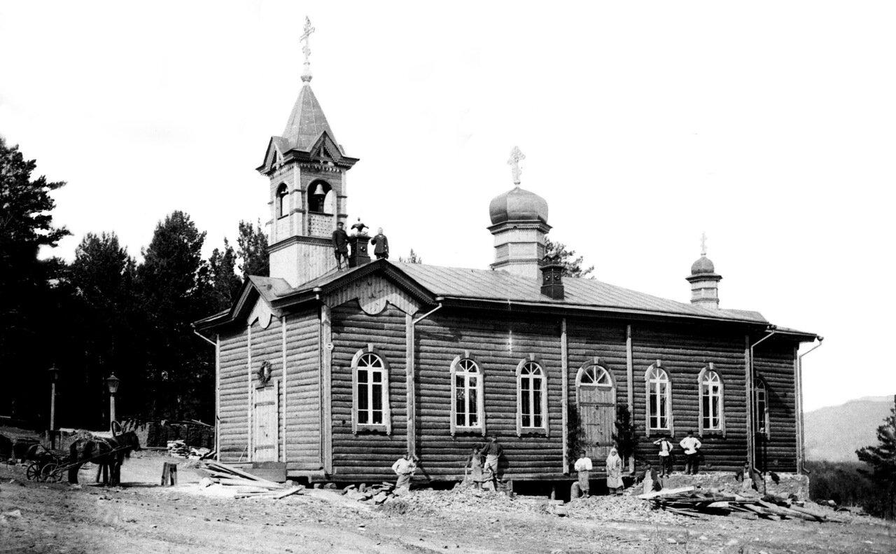 1907. Свято-Симеоновская Церковь.