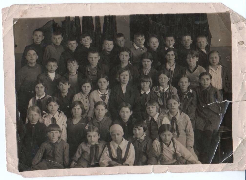 1941. Школа № 54. Ярославль