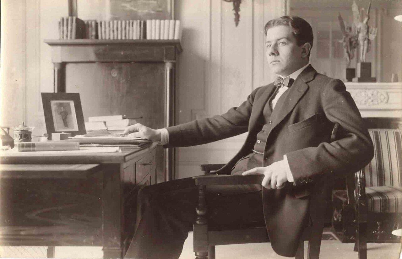 Эдуар Бурде, драматург