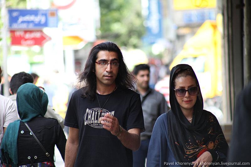 иранские мужчины фото