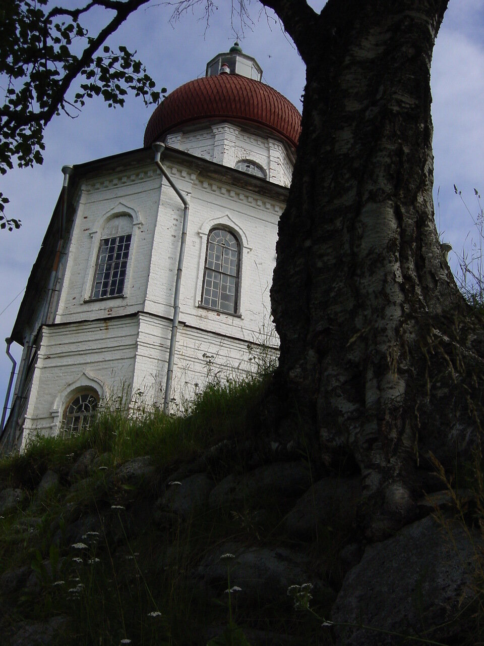 Секирка, Соловки