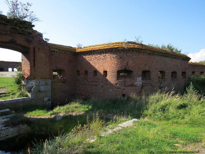 Балтийск, форт Западный _2400 (2017).JPG