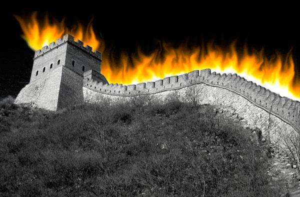 Интернет полиция Китая