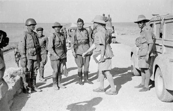 Советско-британская Иранская операция 1941 года