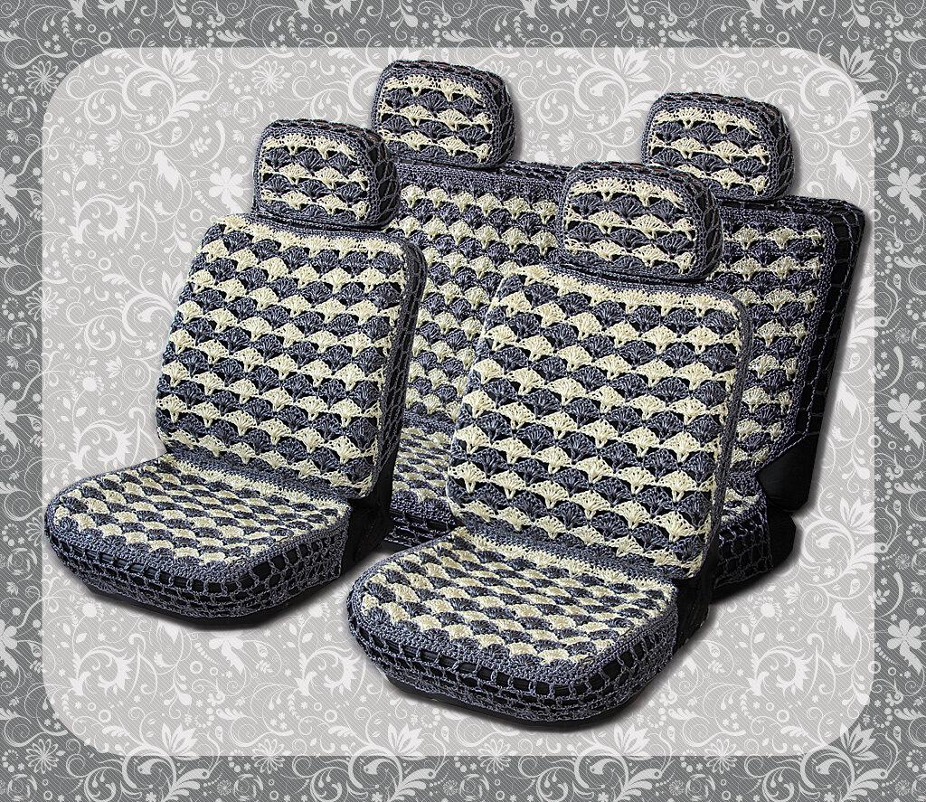 Вязание спицами чехлы для машины 67