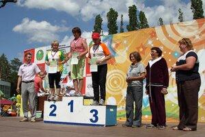 Всероссийские соревнования по спортивному ориентированию «Российский Азимут - 2013» (26.05.13)