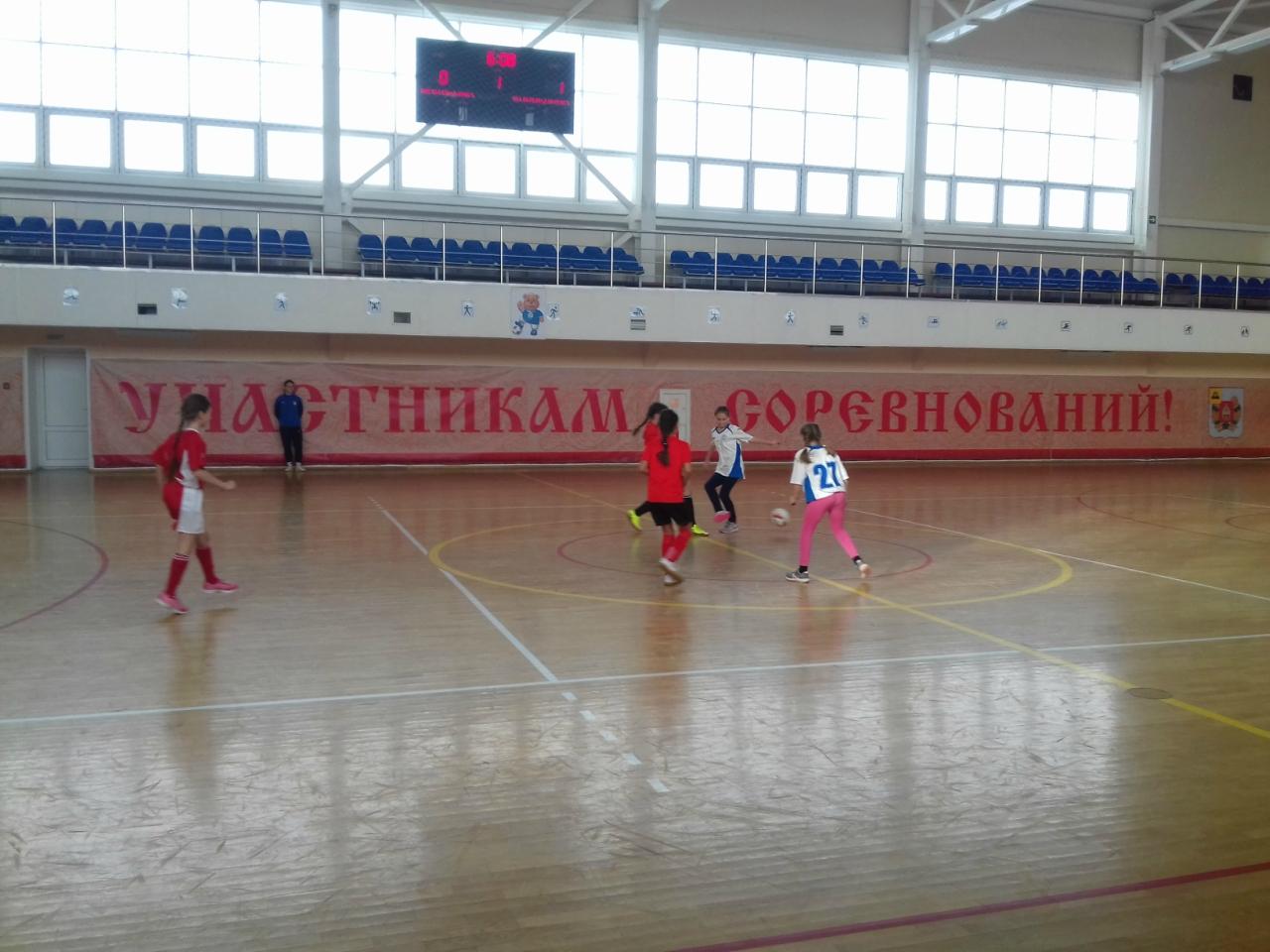 Футболистки Кораблинского района заняли 3 место в первенстве Рязанской области