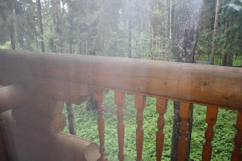 3. А из нашего окна....