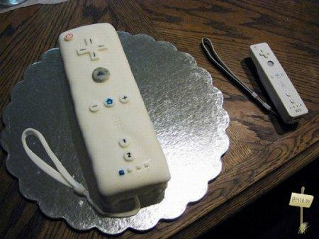 Торты в виде современных хай-тек гаджетов