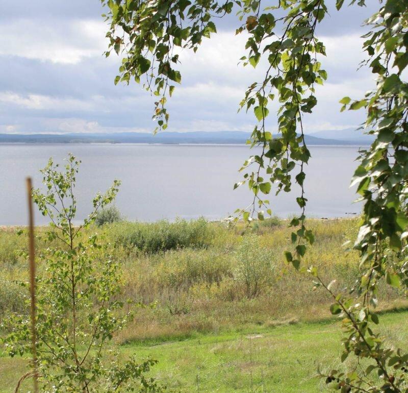 Аргази - самый большой водоём области (30.05.2013)