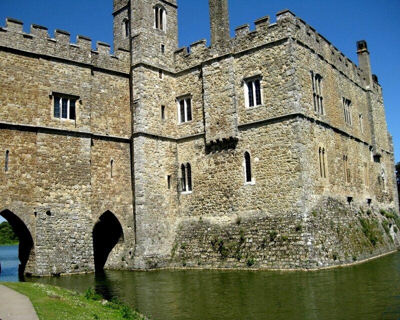 leeds castle history