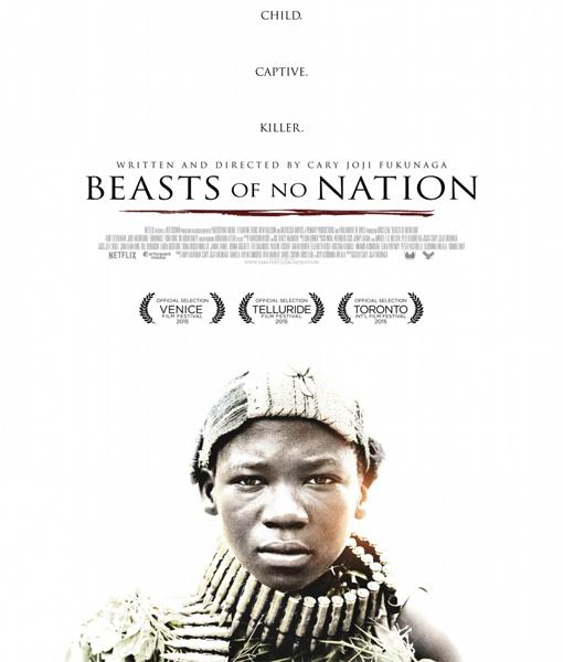 Безродные звери / Beasts of No Nation (2015/WEBRip)