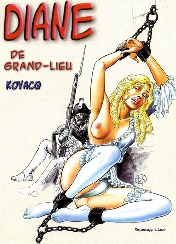 Diane de Grand Lieu 1 cover